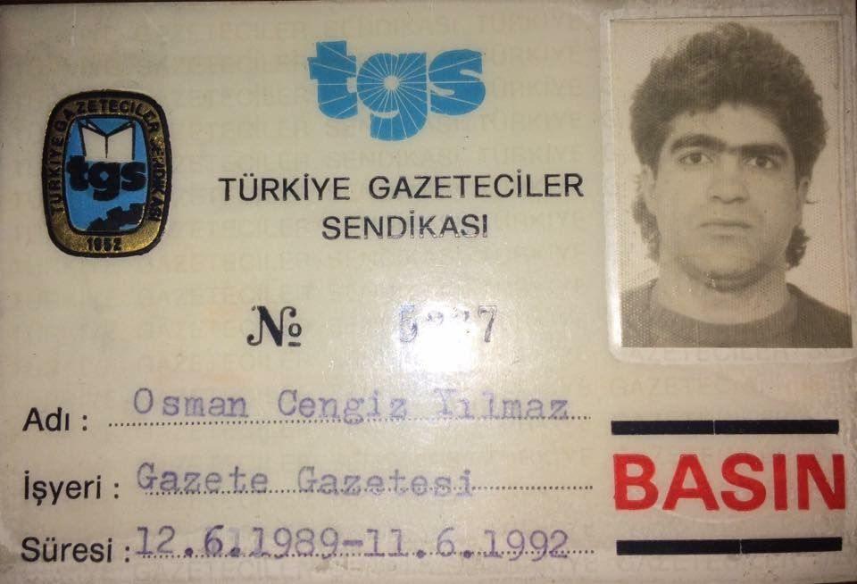 Hatırladınız mı.. Gazete Gazetesi ve sendika kartı..