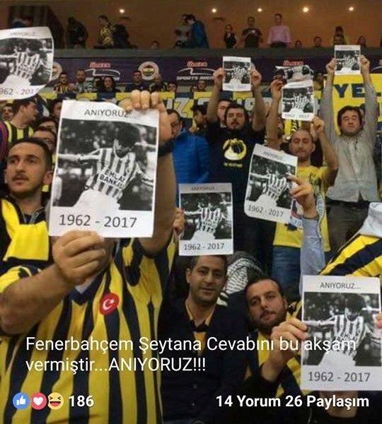 """Fenerbahçe taraftarı Rıdvan Dilmen'i """"ölmeden mezara böyle soktu"""".. İş gittikçe büyüyor.."""