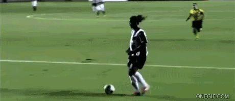 Ronaldinho.. Bu nasıl bir insan yahu..