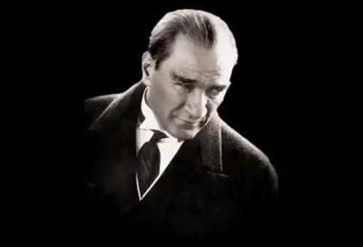 Atatürk fena bakmaya başladı..